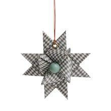 Paper Star - Grey