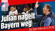1. Bundesliga: Hoffenheim - Bayern