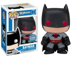 New York Comic-Con 2011 Exclusive Flashpoint Batman DC Universe Pop! Heroes Vinyl Figure by Funko - NEED!