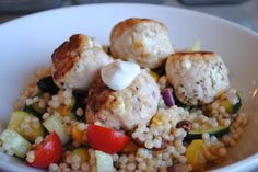 Simply Irresistible: a simple summer dinner