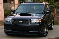 greyout badges - Subaru Forester Owners Forum