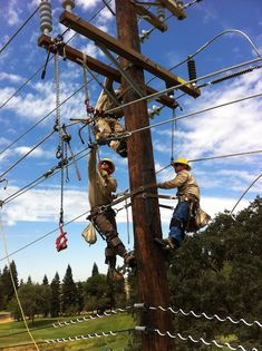 Electrical Lineman, Electrical Safety, Lineman Jobs, Journeyman Lineman, Power Lineman, Line Worker, Transmission Line, Trains, Water Powers