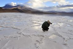Photographic expedition, Atacama