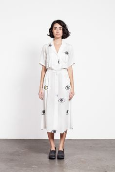 Image of Creatures of Comfort Mischa Dress