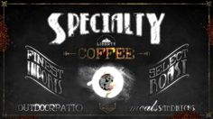 This title employed a chalk effect and steaming beverage, visually approximating the popular industry menu presentation theme. Brand Marketing Strategy, Creative Video, Media Design, 2d, Beverage, Liberty, Presentation, Menu, Popular