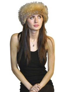 SCARFFURFOX HEADBAND from CASHMERE PASHMINA GROUP CRYSTAL FOX * Be sure to check out this awesome product.