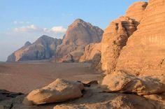 Jordanie/Arabie Saoudite - Désert de Wadi Rum