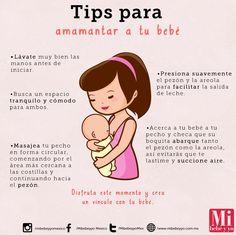 ¿Cuánto sabes sobre la #lactancia? #Maternidad #Tips #TipsMIB #Baby #ReciénNacido