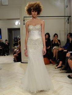 Badgley Mischka Spring 2014 Wedding Dresses by estela