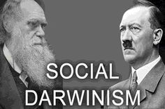 relationship between eugenics and social darwinism define