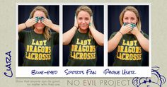 Ciara: Blue-eyed, Sports Fan, iPhone User - I volunteer for the Special Olympics!