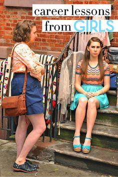 10 Lessons To 'Almost Getting It Kind Of Together' From 'Girls' | Levo League | #Girls