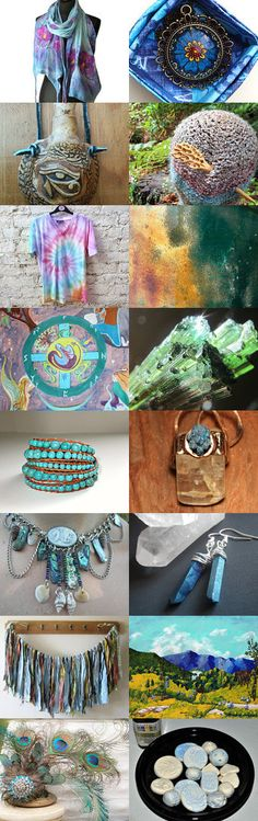 Magical Mystery Tour by Holly Bean on Etsy--Pinned with TreasuryPin.com