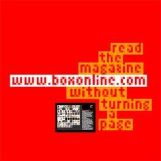 Box Magazine ad