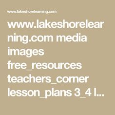 www.lakeshorelearning.com media images free_resources teachers_corner lesson_plans 3_4 lessonContextCluesFull.pdf