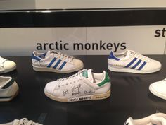 Arctic Monkeys are Adidas fan so are we #boostbirhakeim