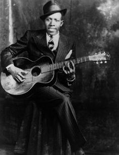 "The Delta Blues style comes from a region in the southern part of Mississippi, a place romantically referred to as ""the land where the blues were born."" In its earliest form, the style became the first black guitar-dominated music to make it onto phonograph records back in the late '20s. Although many original Delta blues performers worked in a string-band context for live appearances, very few of them recorded in this manner. Consequently, the recordings from the late '20s through mid-'30s…"