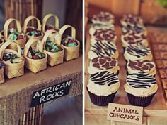 If you're feeling the call of the wild, check out these whimsical safari parties to get inspired. Then... go bananas.