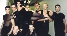 Pia Douwes and the Dutch cast of Chicago from... Oh geez, when was this from? '06?  '08?  Heck, was this even the Dutch cast, or the American? I don't care, she was great in both, and English ain't even her first language.  IK HOU VAN JE, PIA!