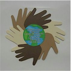 September 21st is International Peace Day and October 24th is UN Day. We created this World Neighbors Handprint Poem to encourage all of us on these specia