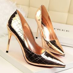 5dfff3e21fc1 Fashion was redefined as frivolous and feminine and the high heel became a  potent accessory of