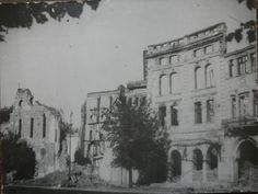 Teatrul Lyric (Leon Popescu) bombardat