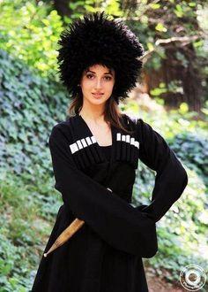 The Circassian Beauty,, Adiga Woman