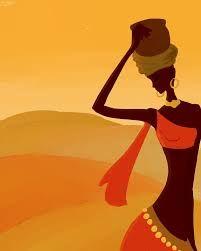 africanas - Buscar con Google African Artwork, African Paintings, African Artists, African Image, African American Art, African Beauty, African Women, Canvas Art Projects, Black Love Art