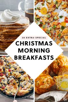 Frugal Food Items - How To Prepare Dinner And Luxuriate In Delightful Meals Without Having Shelling Out A Fortune 20 Extra-Special Christmas Morning Breakfast Recipes Christmas Morning Breakfast, Christmas Brunch, Christmas Cooking, Holiday Dinner, Christmas Parties, Christmas Treats, Christmas Meal Ideas, Christmas Holidays, Vegetarian Christmas Recipes