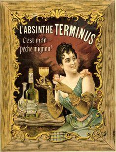 Absinthe Terminus, à Pontarlier. Absinthe : grandeur et décadence de la fée verte. Histoire de France. Patrimoine. Magazine
