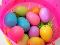 LDS Activity Day Ideas-resurrection eggs and easter treat