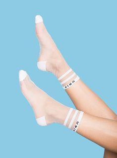 Sheer Socks