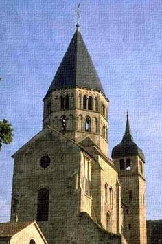 cluny tower