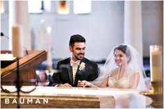 A beautiful, meaningful, Catholic Ceremony.   Balboa Park Wedding, Photography by Bauman Photographers  View More: http://baumanphotographers.com/blog/weddings/2015/10/gabe-emylou-the-prado-wedding/