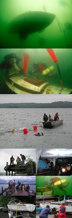 www.abtauchen.com Bootsbergung der Segelyacht Caprice, individuelles Tauchen