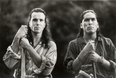 Brothers. In Last of the Mohicans.