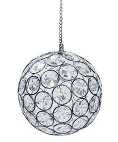 Love this Multi-Color Solar LED Sparkling Crystal Ball on #zulily! #zulilyfinds