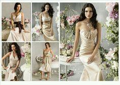 BM dresses