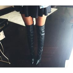 Alice + Olivia Dae Over The Knee Boots from REVOLVEclothing #REVOLVEme