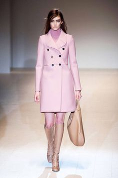 Gucci Fall 2014 Ready-to-Wear Runway - Gucci Ready-to-Wear Collection