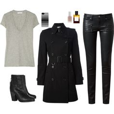 """out to dinner with a friend...""""Untitled #357"""" by kristin-gp on Polyvore"""