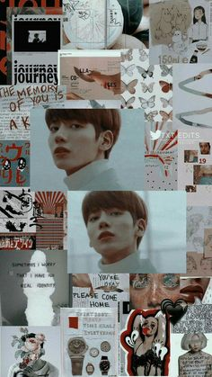 Brown Aesthetic, Aesthetic Collage, Kpop Aesthetic, Flower Boys, Fandom, Just Friends, The Dream, Bts Pictures, T Rex