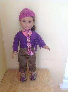 American Girl Doll Marisol Doll and Outfits