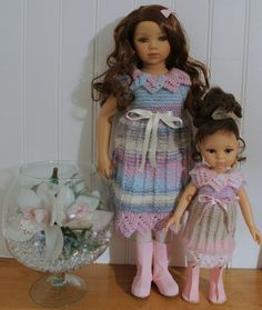 free dress pattern, different sizes
