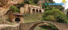 Tobera (Las #Merindades), sus ermitas y cascadas