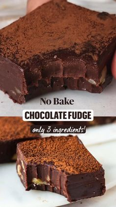 Fun Baking Recipes, Chef Recipes, Snack Recipes, Dessert Recipes, Snacks, Chocolate Dishes, Chocolate Crunch, Sweet Dishes Recipes, Creative Desserts