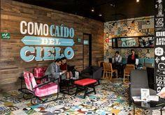El diseño acerca el éxito financiero a las cafeterías - interiorismo Obrasweb.mx