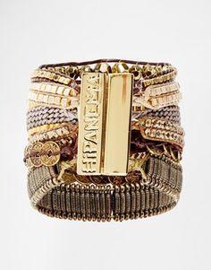 Enlarge Hipanema Platine Gold Friendship Bracelet