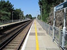 Warblington Railway Station (WBL) in Warblington