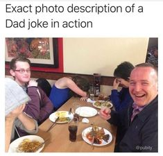 Hi hungry Im dad   funny pictures